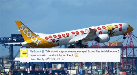 airasia flight to malaysia lands in melbourne as pilot shots fired scoot gets all shady after airasia kl bound