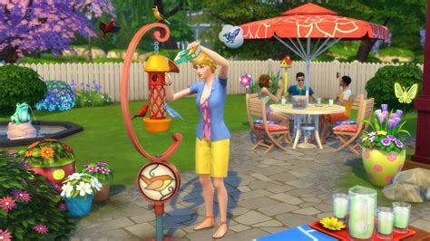 Backyard Stuff The Sims 4 Backyard Stuff For Pc Mac Origin