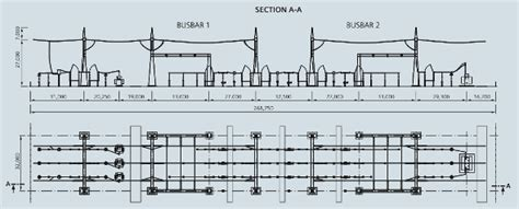 equipment layout en français substations with air insulated switchgear ais substations