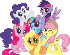 my pony colors color mane 6 my pony friendship is magic