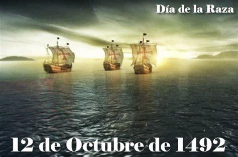 imagenes 12 octubre descubrimiento america ignacio rivas 12 de octubre quot d 237 a de la raza quot