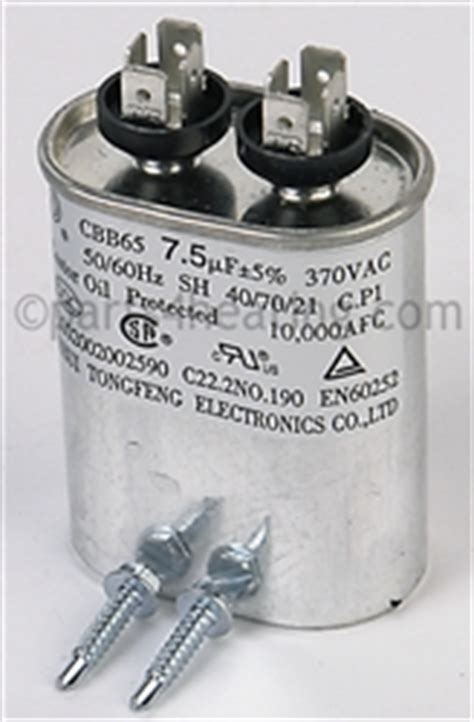 jandy pool motor capacitor jandy ae ti r3001100 capacitor fan motor 7 5 370 mfd parts4heating