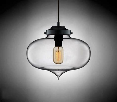 industrial minaret modern pendant light clear asian