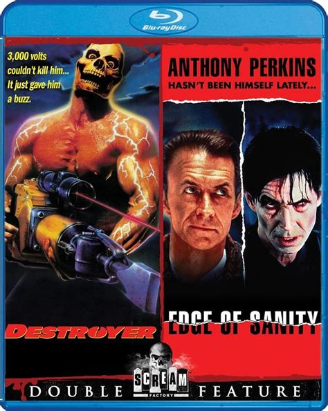 cult movies download destroyer 1988 destroyer edge of sanity double feature coming from