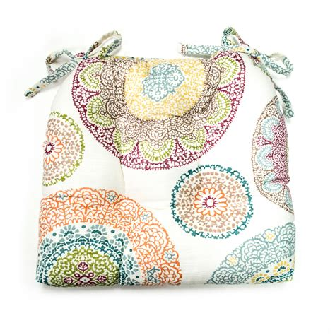 dining chair cushions walmart the attractive kitchen bench cushions home and textiles