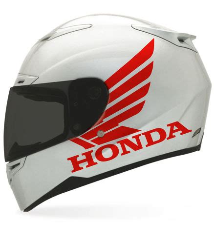 Helm Aufkleber Honda by Category Motorcycle Decals