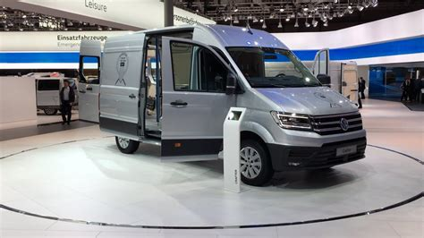 volkswagen crafter 2017 interior volkswagen crafter panel 2017 in detail review