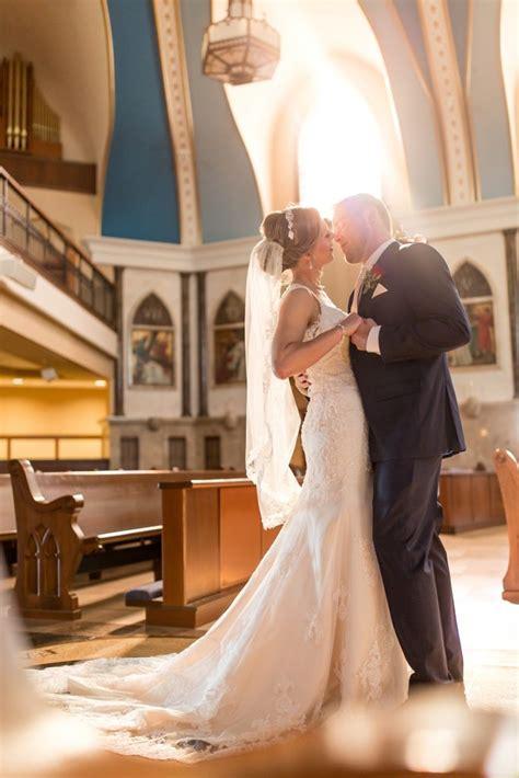 Wedding Sts by Sts Joachim Catholic Church Fargo Wedding