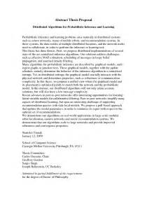 Example Of Abstract In Thesis Paper Abstract Example History Pictures To Pin On Pinterest
