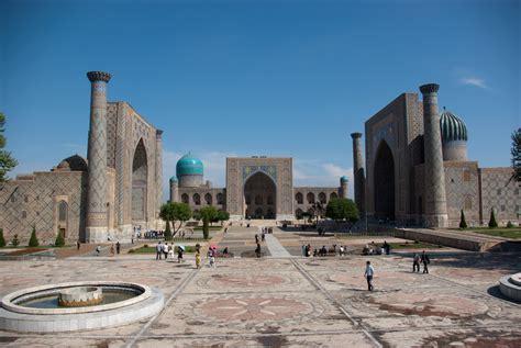 samarcanda nuove i centri dell uzbekistan samarcanda nuova storia