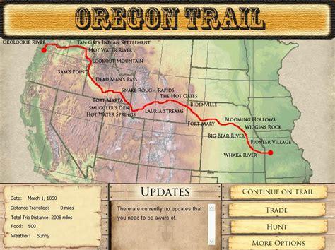 oregon trail oregon trail
