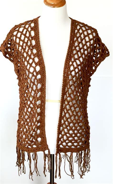 hannah kimono crochet pattern   monkeys design