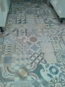 moroccan floor tile mixed moroccan kitchen floor tiles garish decor