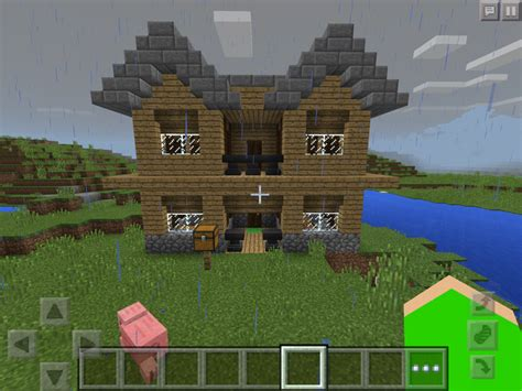 how to make minecraft houses how to make a house in minecraft wikihow
