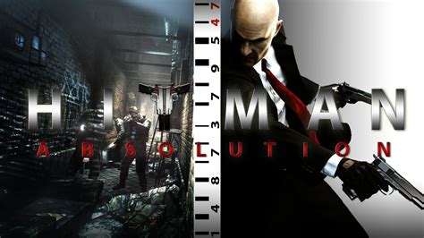 hitman absolution full hd wallpaper  background image