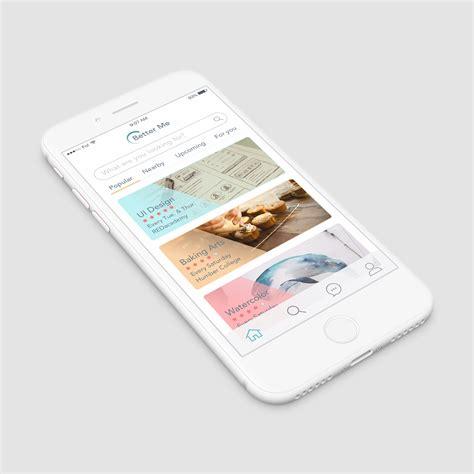 design strategy for uw libraries mobile app case study mobile app ui design process prototypr