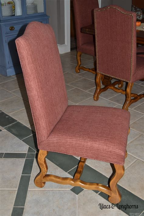 Dining Room Chair Upholstery Cost Diy Reupholstering My