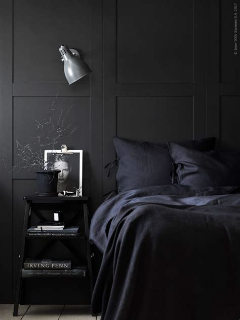 bedroom dark walls best 25 dark interiors ideas on pinterest dark walls