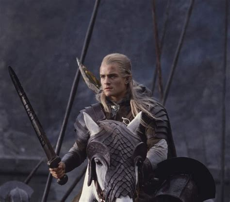 orlando bloom the lord of the rings the lord of the rings the motion picture trilogy