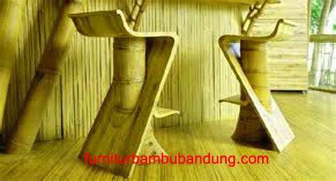 Jual Kursi Bar Di Bandung furnitur bambu bandung kursi bar jual harga desain