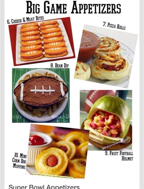 10 super bowl appetizer recipes to win halftime super bowl appetizers trusper