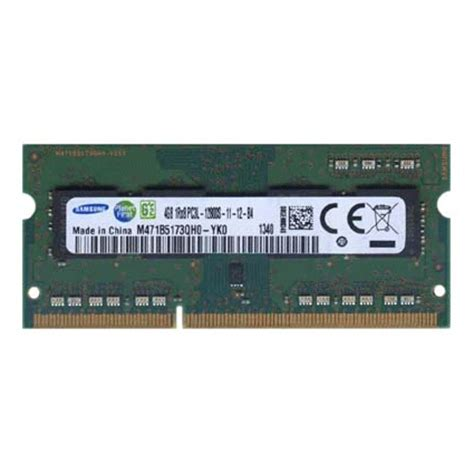 Ram Ori Laptop Samsung 1x 2gb 1rx8 Pc3 12800s image gallery ddr3 12800 s