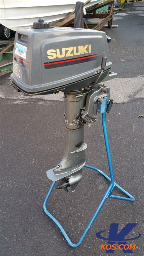 Suzuki Boat Engine Suzuki Dt4
