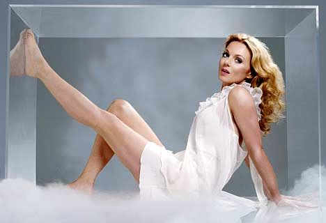Is Geri Halliwells New The Real Thing by Geri Halliwell Reveals Our Children Healed The Rift