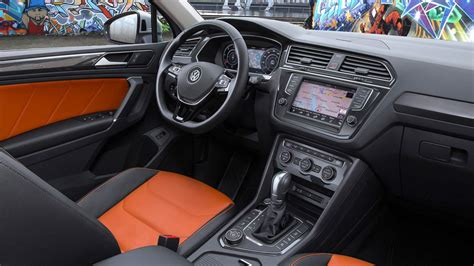 volkswagen tiguan 2016 interior vw tiguan 2016 review by car magazine