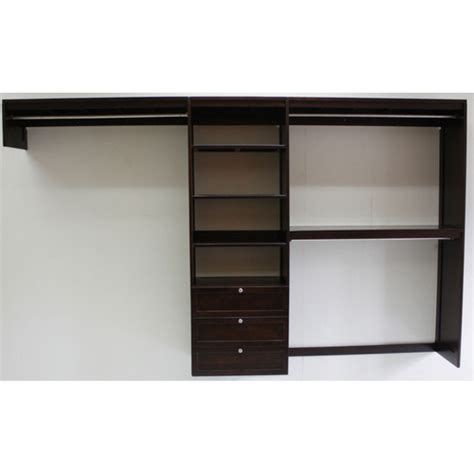 Allen And Roth Closet System by Closet Organizers Systems Doors Storage Accessories