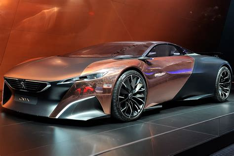 Onyx Concept Cars by Geneva International Motor Show 2015 The New