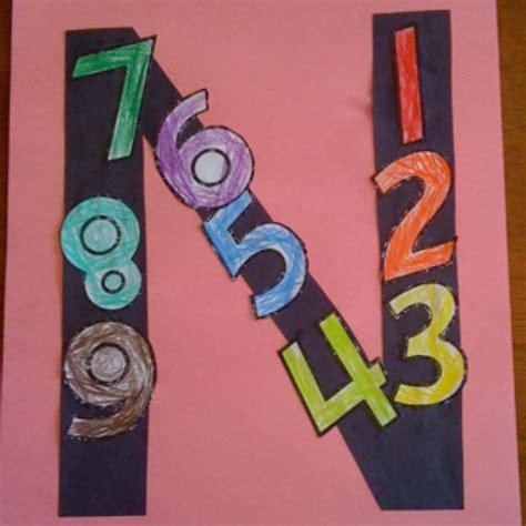 n craft letter n crafts preschool and kindergarten