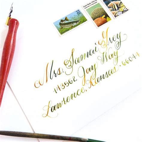 tutorial caligrafia lettering watercolor calligraphy tutorial caligraf 237 a letras y