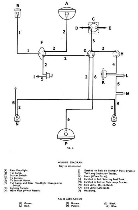 wiring diagram for a mf 135 mey ferguson wiring diagram