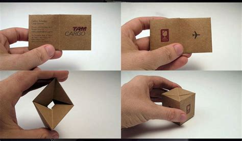 Tam Cargo Business Card Template by 50 Unique Business Cards