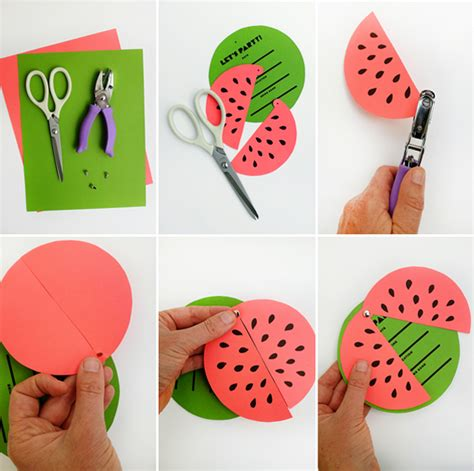 Watermelon Template