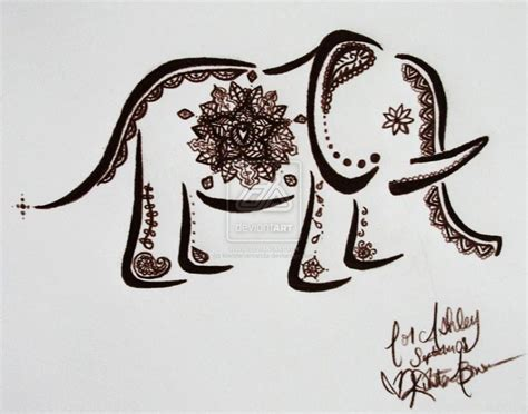 simple elephant henna tattoo 25 best ideas about small elephant on small