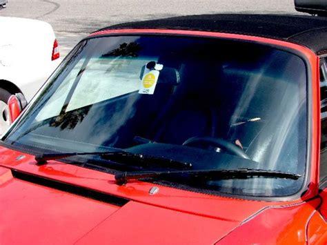 porsche 911 windscreen 993 windshield pelican parts technical bbs