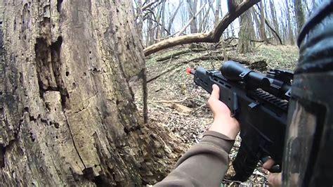 backyard airsoft war backyard airsoft war 17 masada dmr youtube