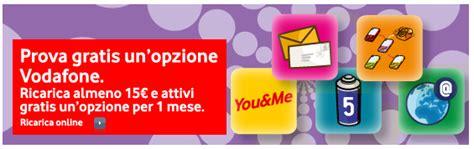 attivare mobile vodafone attiva gratis le opzioni vodafone 187 sostariffe it