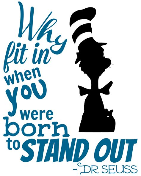 dr seuss quotes why fit in when you picsmine