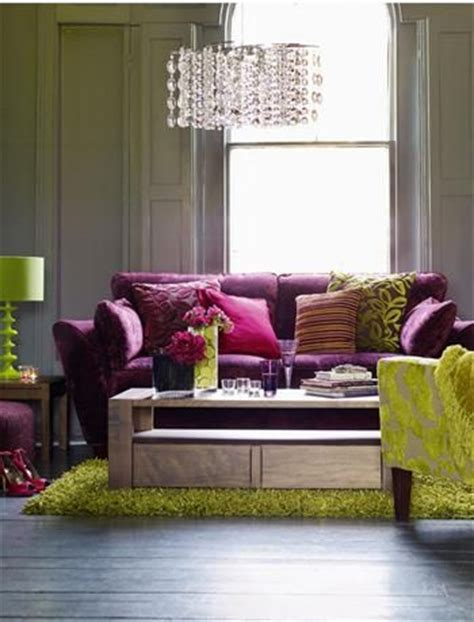 green and purple living room 17 best images about green purple on teal