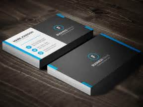 Photo Business Card Template by Mosaic Professional Business Card Template 187 Free