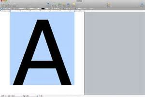 how to make large alphabet stencils with pictures ehow