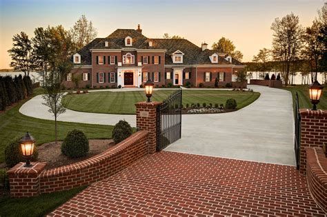 Architects Builders Dustin Peck Photography House Driveway Designs