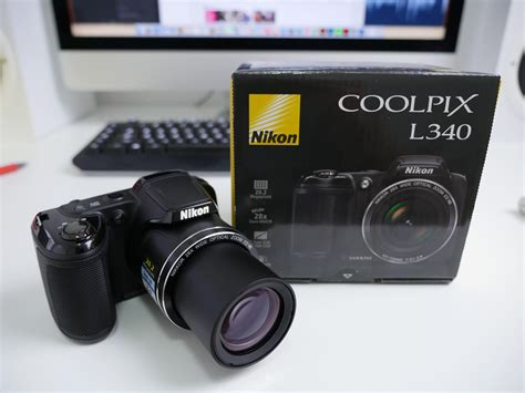 uva 340 l buy nikon l340 unboxing and hands on youtube