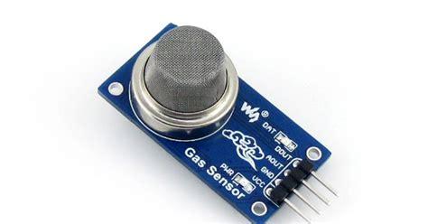 Sensor Kebocoran belajar mikrokontroler 2016 peringatan kebocoran gas lpg