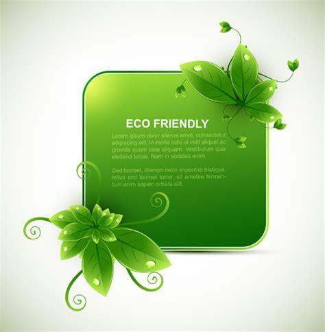eco design elements vector eco design elements vector cards free vector in adobe
