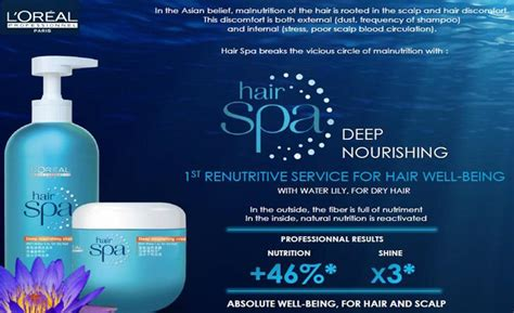 Paket Spa Sho Loreal Nourishing buy loreal professionnel hair spa nourishing series deals for only rp199 000 instead of