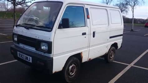 New Suzuki Vans For Sale My R Reg Suzuki Carry For Sale